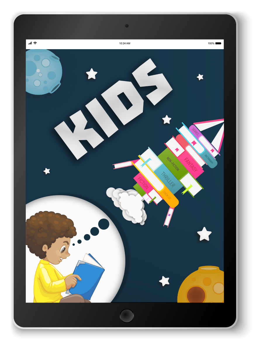 See kid's bonus e-book downloads