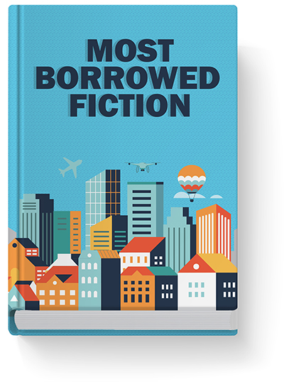 Visit our Most Borrowed Fiction list