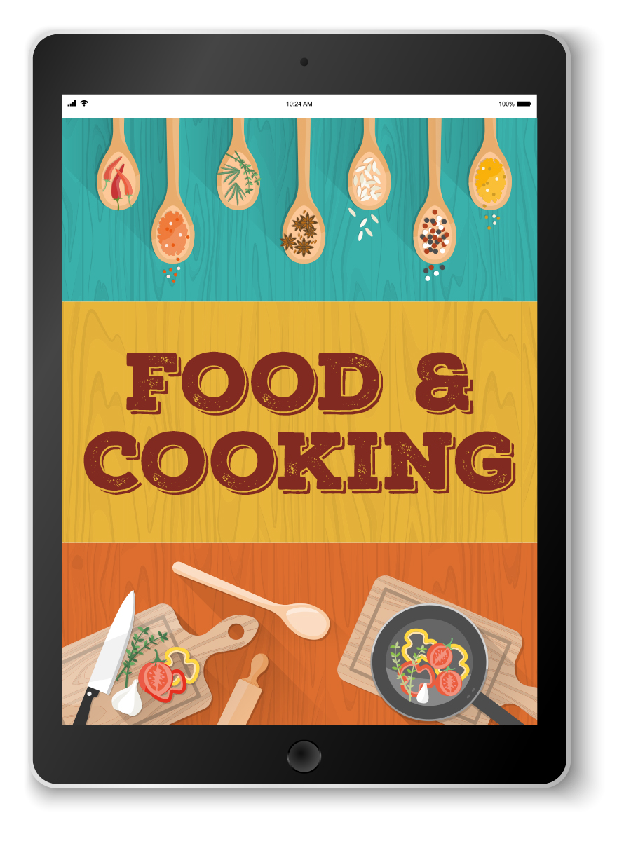 Visit our available Food and Cooking Magazines for download