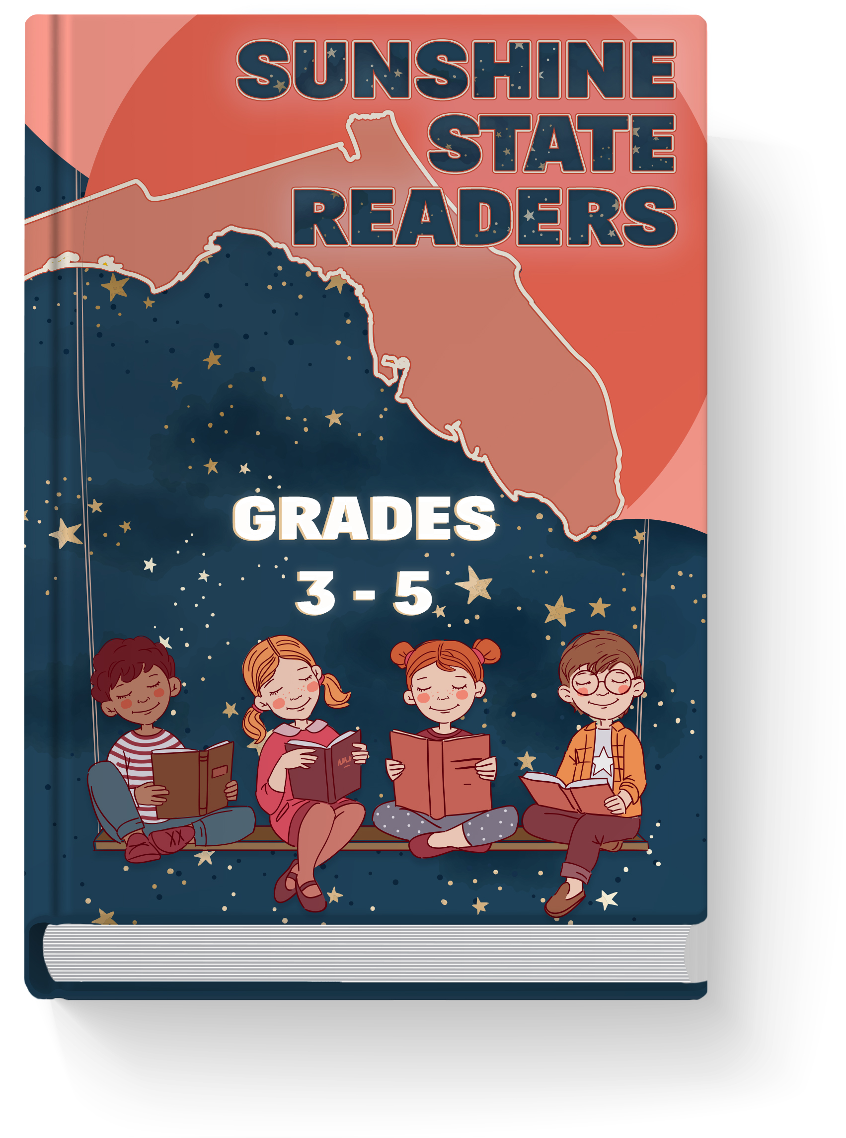 Visit the 2020-2021 Sunshine State Readers for Elementary 3 - 5 list